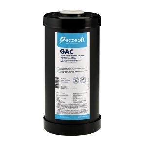 """Ecosoft 4.5""""x10"""" GAC Filter"""