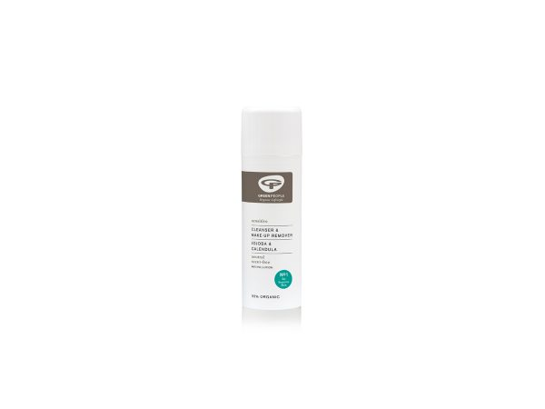 green people cleanser and make up remover
