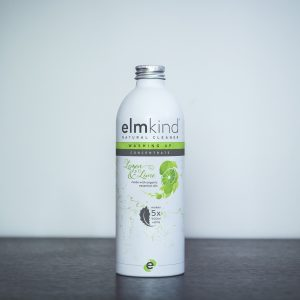 elmkind washing up liquid lemon and lime concentrate