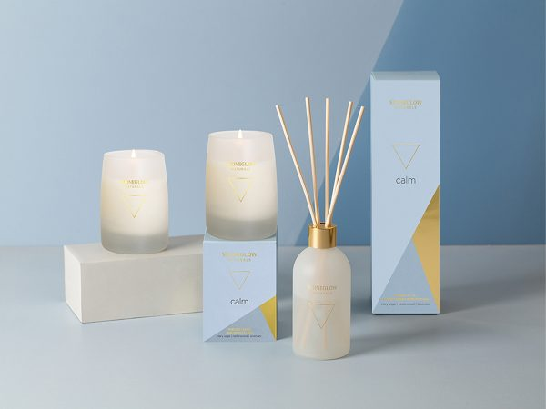 stoneglow lifestyle candle reed diffuser
