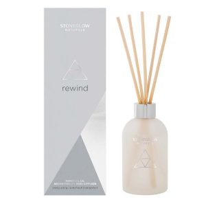 stoneglow rewind reed diffuser