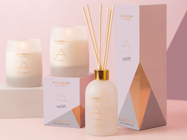 Stoneglow uplift reed diffuser